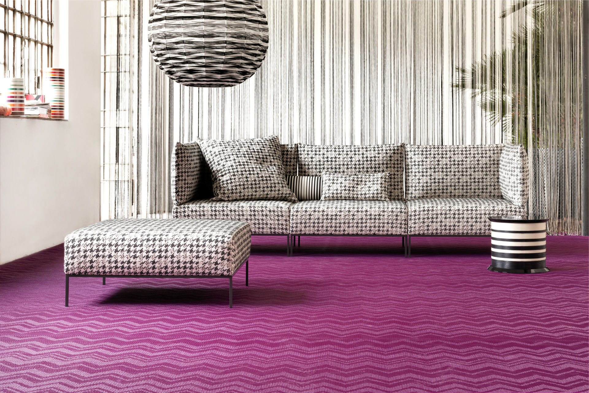Bolon by Missoni ZigZag